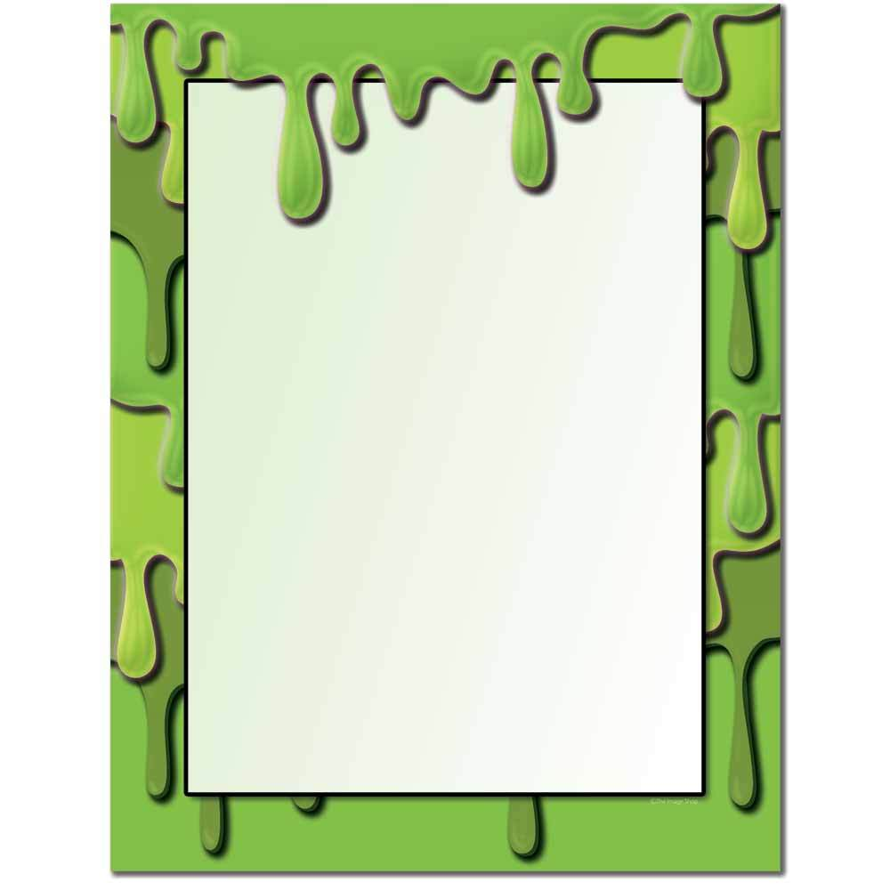 Slime Letterhead
