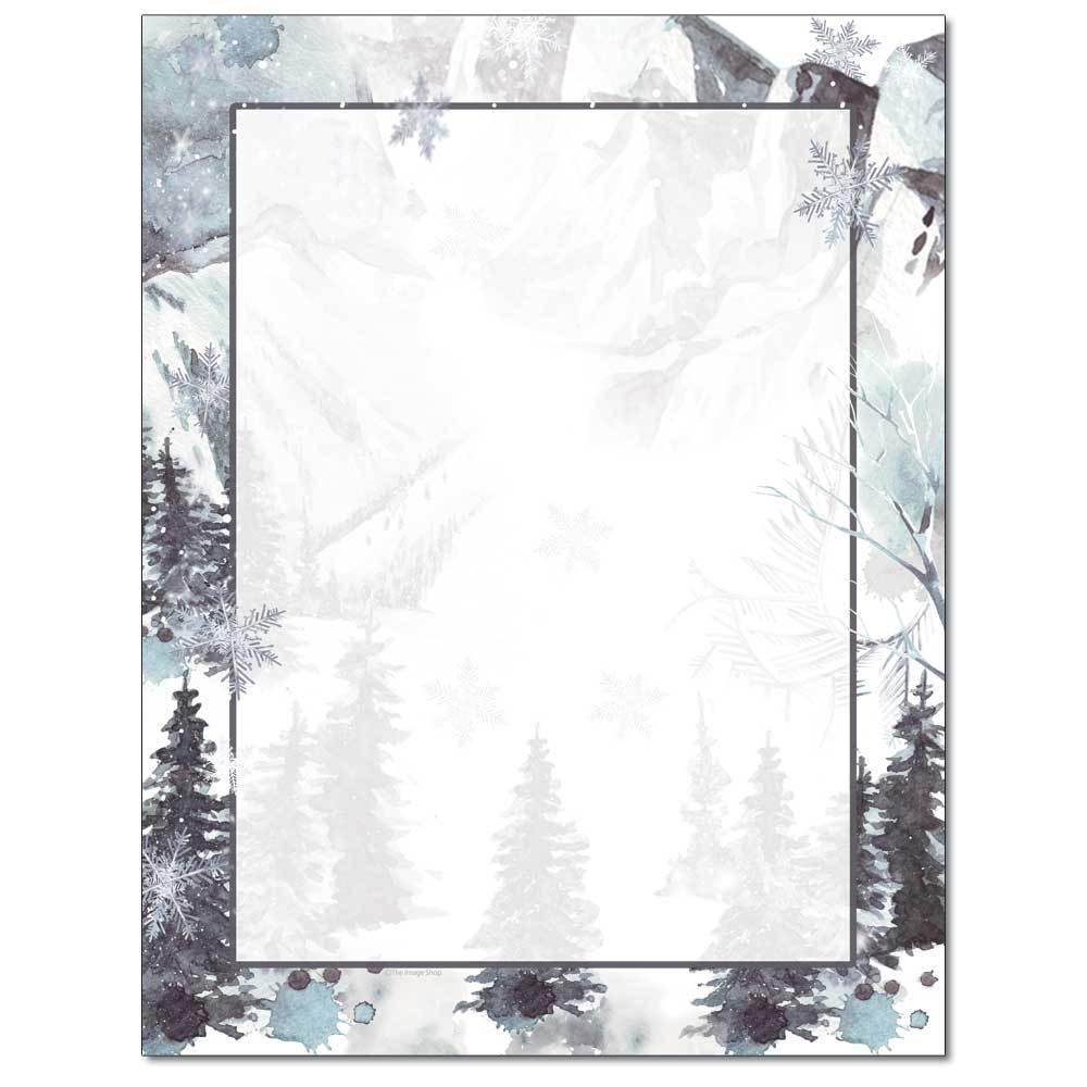 Snow Country Letterhead