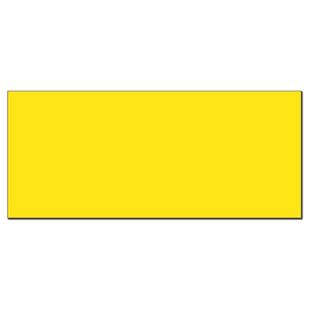 Bright Yellow Envelopes