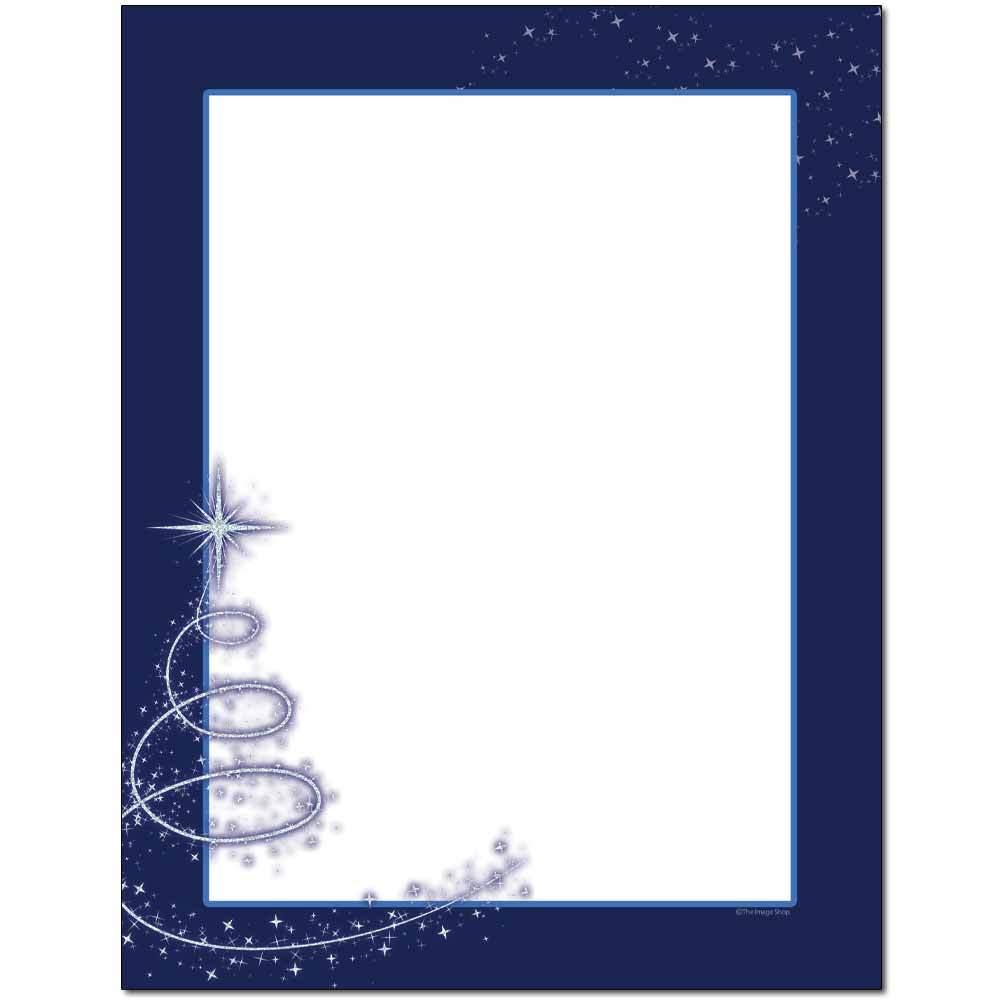 Sparkle Letterhead
