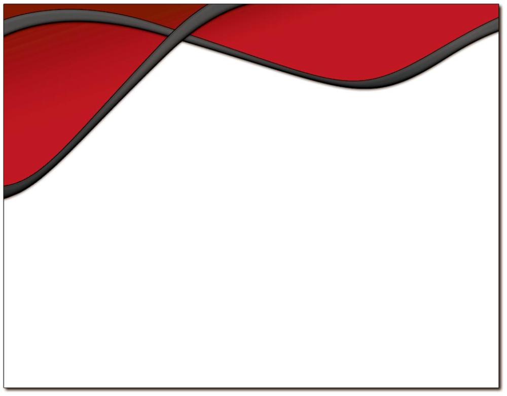 Spirit Red & Black Certificate