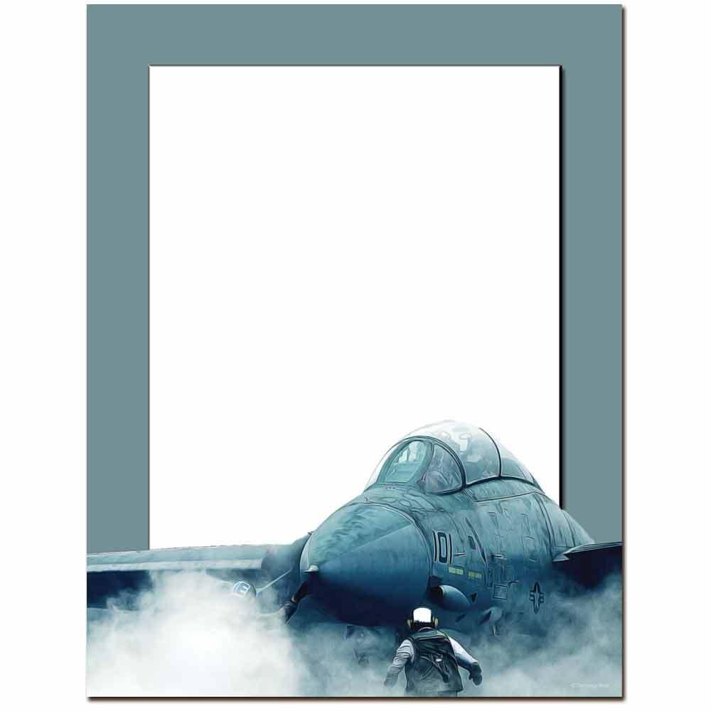 Takeoff Letterhead
