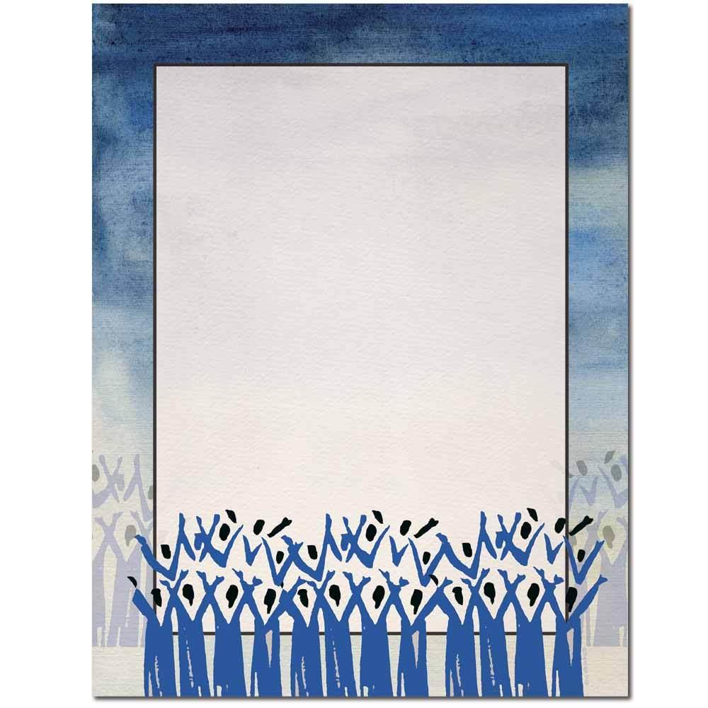 The Choir Letterhead