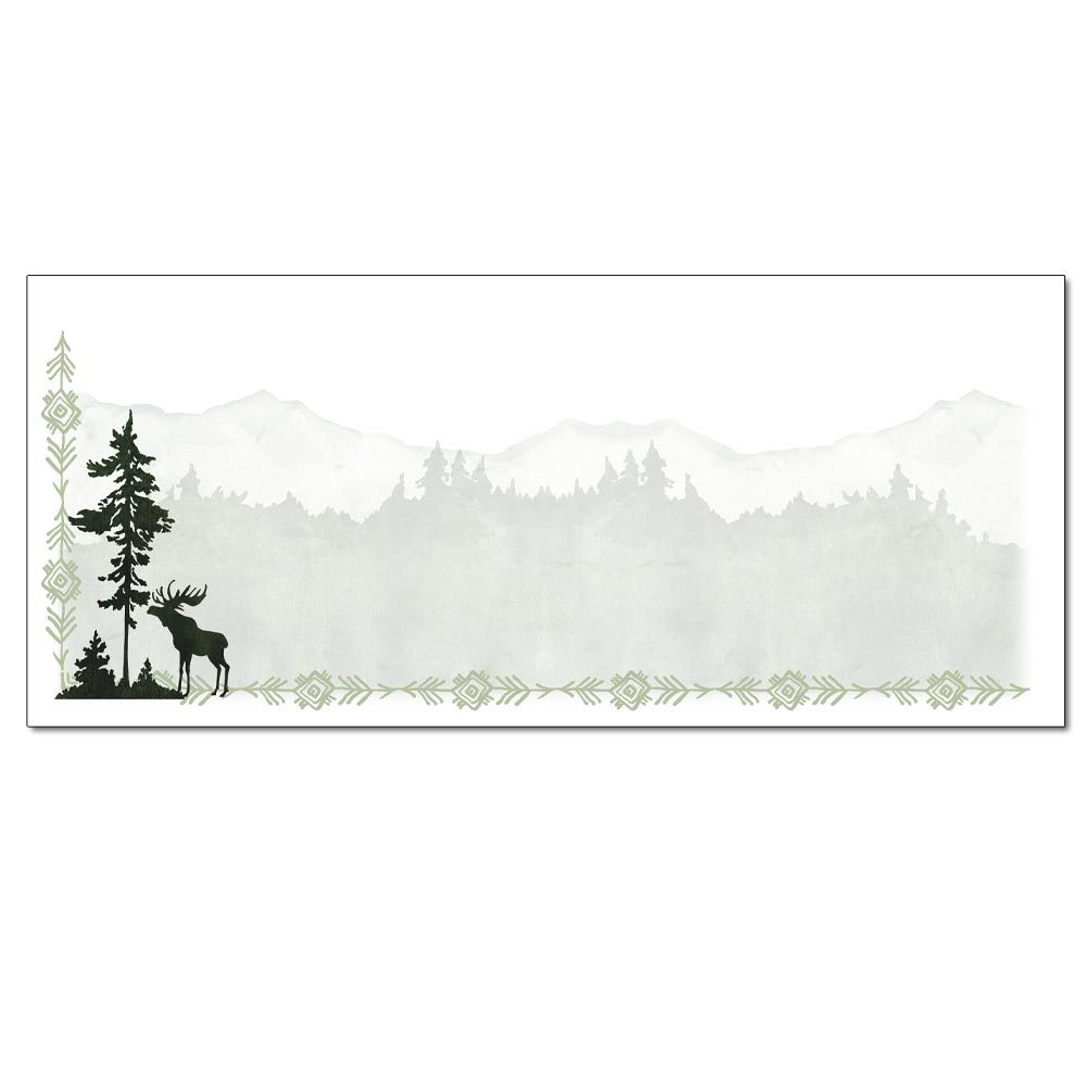 The Great Outdoors Envelopes