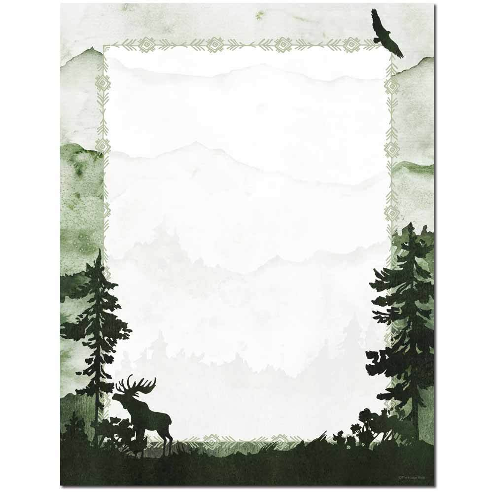The Great Outdoors Letterhead