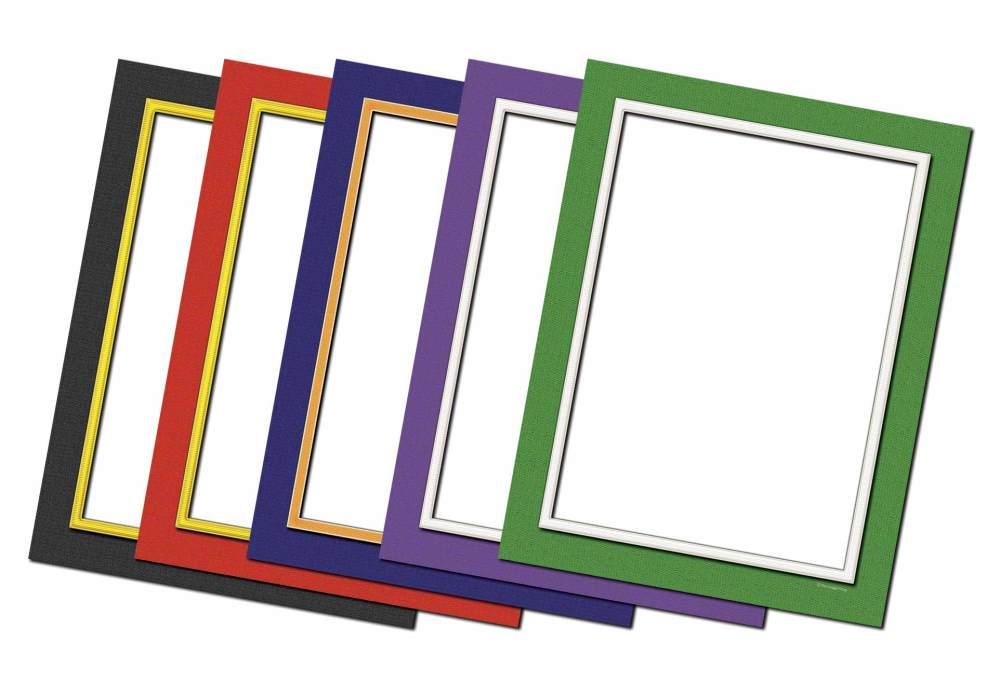 Varsity Colors Letterhead