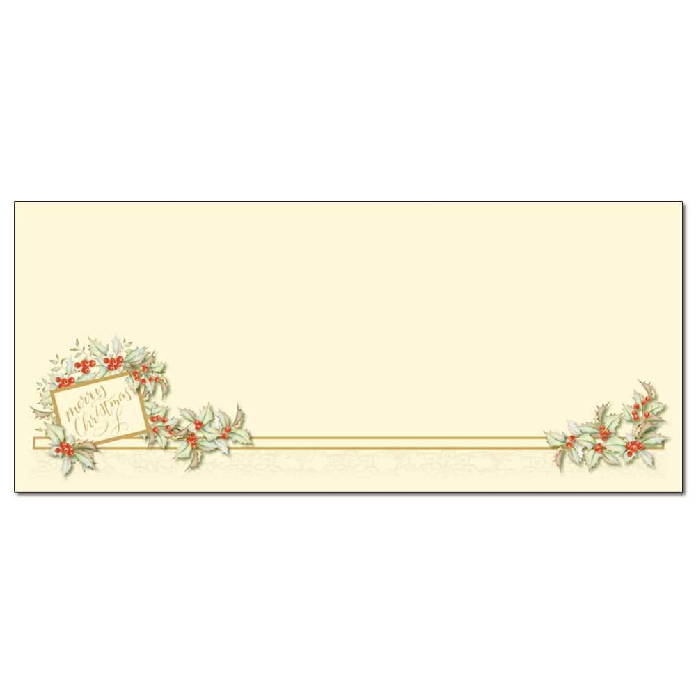 Vintage Christmas Envelopes