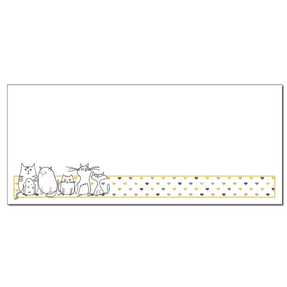We Love Cats Envelopes
