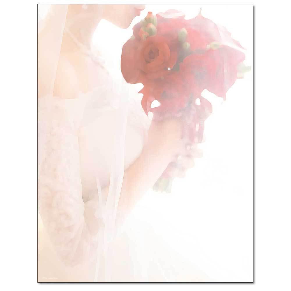 Wedding Day Letterhead
