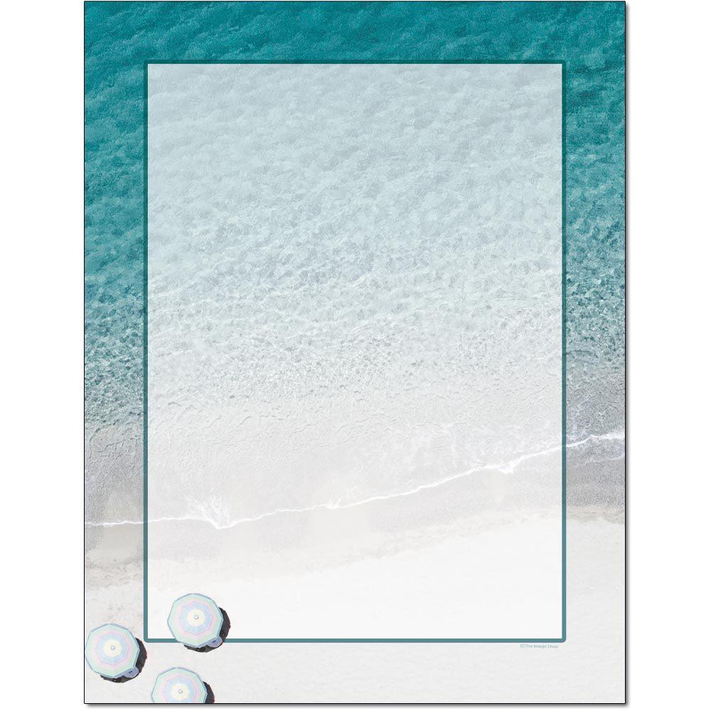 White Sands Letterhead