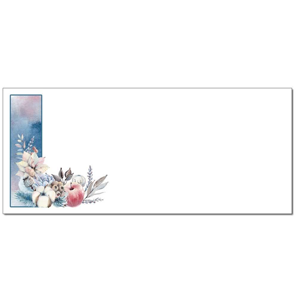 Winter's Blush Envelopes