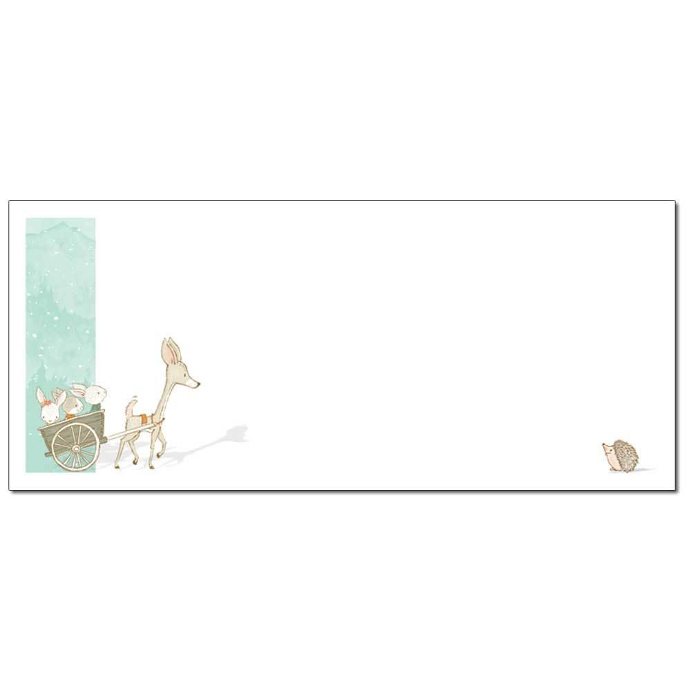 Woodland Christmas Envelopes