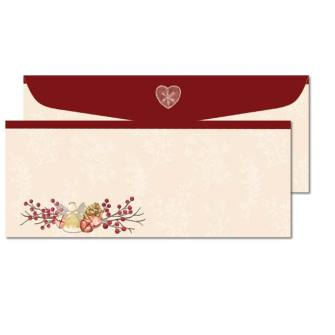 Angel Bells Envelopes - 50 Pack