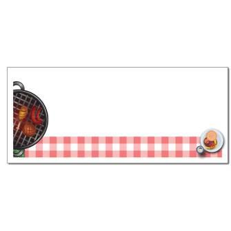 Backyard BBQ Envelopes - 25 Pack