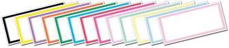 Basic Border Brights Envelope - 25 Pack