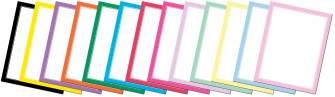 Basic Border Brights Letterhead - 25 pack