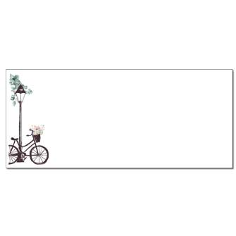 Basket of Flowers Envelopes - 25 Pack