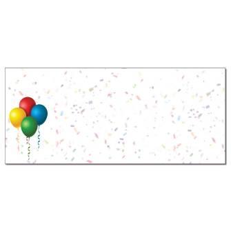 Bright Balloons Envelopes