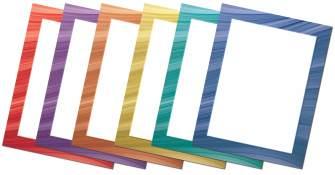 Brush Strokes Letterhead - 25 pack