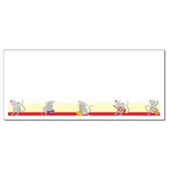 Cat's Away Envelopes - 50 Pack