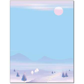 Chilly Scene Letterhead