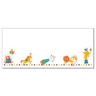 Circus Envelopes