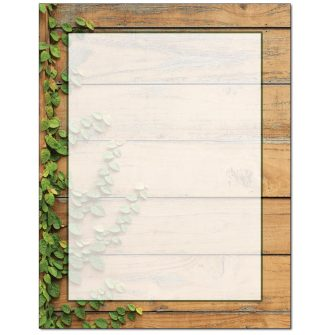 Creeping Fig Letterhead - 100 pack