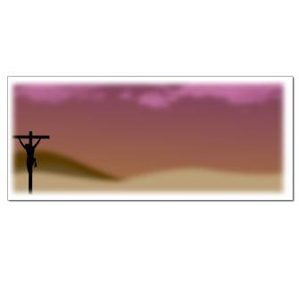 Crucifixion Envelopes