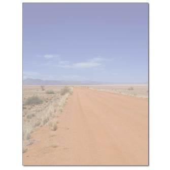 Desert Road Letterhead - 25 pack