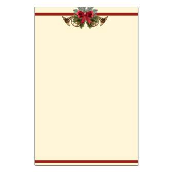 French Horns Jumbo Cards 48pk