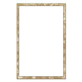 Frosted Wishes Jumbo Cards 48pk