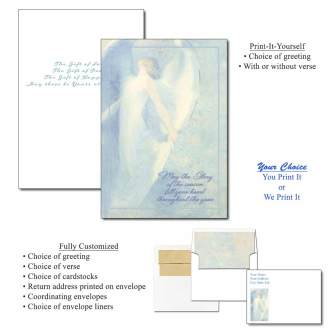Glory Greeting Cards
