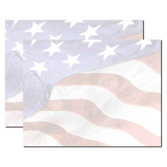 Grand Old Flag Trifold Brochure