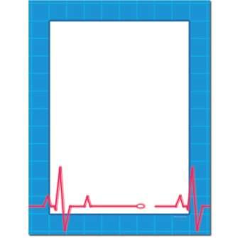 Heartbeat Letterhead - 25 pack