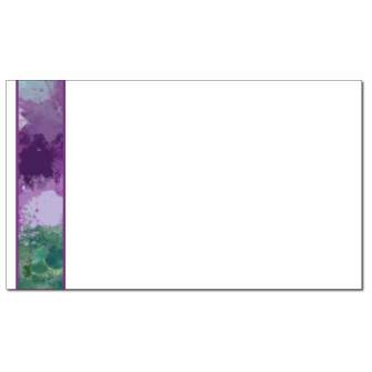 Impressionistic Business Card