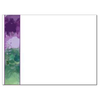 Impressionistic Post Card, 200pk