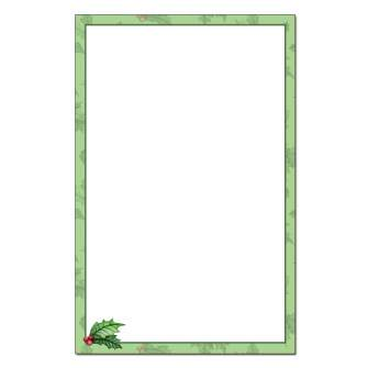 Jolly Holly Jumbo Cards 48pk