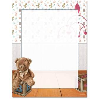 Nursery Letterhead - 100 pack