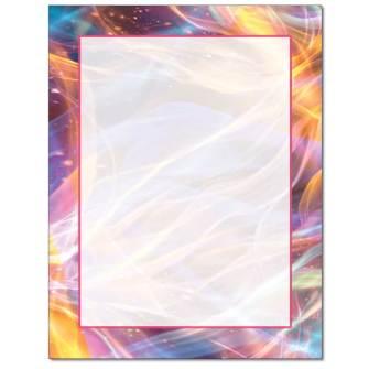 Plasma Letterhead - 25 pack