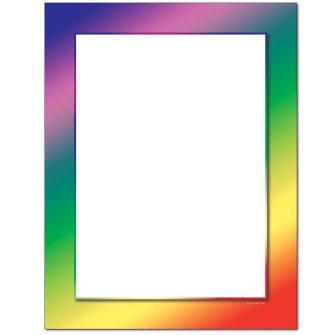 Prism Letterhead - 25 pack