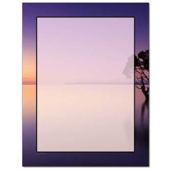 Purple Sky Letterhead - 25 pack