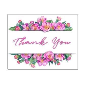 Sakura Thank You Note Card