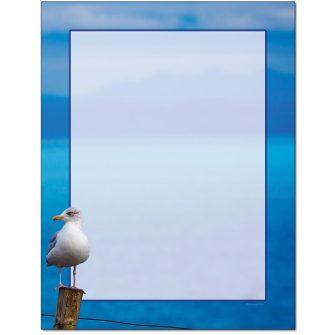 Seagull Letterhead - 25 pack
