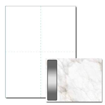Silver Marble Post Card