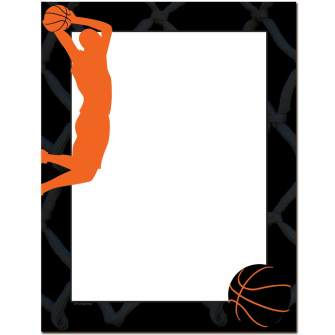 Slam Dunk Letterhead - 100 pack
