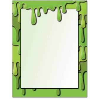 Slime Letterhead - 25 pack