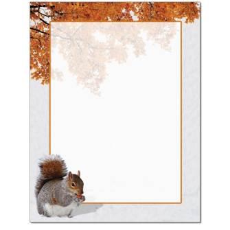 Acorn Tree Letterhead - 25 pack