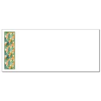 Tree Border Envelopes