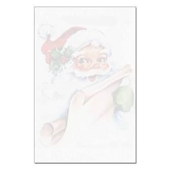 Vintage Santa Jumbo Cards 48pk