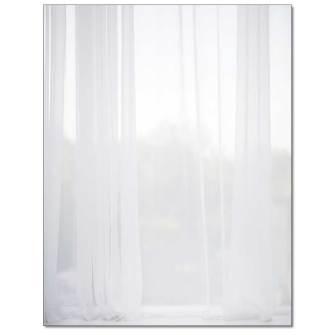Window View Letterhead - 25 pack
